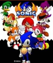 Sonic The fighters jogo digital Xbox 360