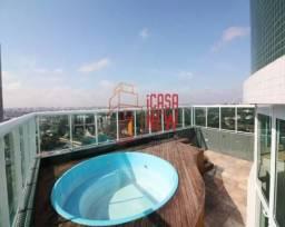 Apartamento à venda com 4 dormitórios em Mossunguê, Curitiba cod:F00138