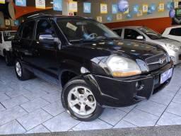 Hyundai Tucson  GLS 2.0 16V (aut) FLEX AUTOMÁTICO