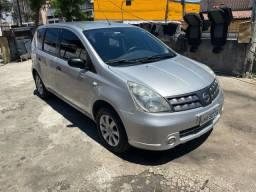 Nissan Livina 1.6 2010 Raridade