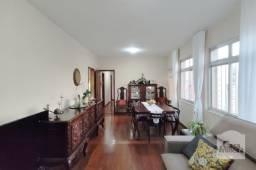 Apartamento à venda com 3 dormitórios em São lucas, Belo horizonte cod:326175
