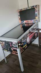 Título do anúncio: Fliperama Pinball Arcade - 240 jogos - Excelente estado