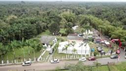 Alugamos Casas por dia e Camping em uma Maravilhosa Chácara no Litoral do Paraná.