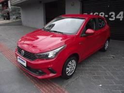 Fiat Argo Drive 1.0 Flex 2019/2019 Vermelho Cód. 7119