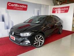 Título do anúncio: Volkswagen Virtus Highline 200 TSI 1.0 Flex 12V Aut