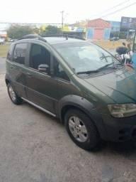 Fiat Idea aventure 2008