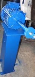Politriz de bancada 15 CV, trifásica 220/380V, 3500 rpm