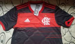 Camisa Flamengo 2020 - 2021 Original - Pronta Entrega