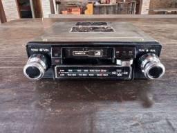 Título do anúncio: Rádio toca fitas tkr antigo Fusca Kombi opala Dodge c10 veraneio