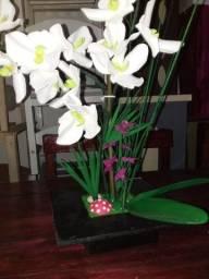 Título do anúncio: Orquídeas 3D faço entrega aceito cartão e pix zap *