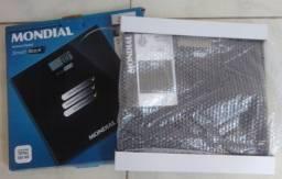 Balança eletrônica de banheiro MONDIAL por apenas R$ 99,99 no dinheiro ou PIX.