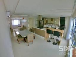 Apartamento no edifício Essence com 3 suites à venda no Pioneiros Barra Norte de Balneário