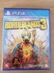 Título do anúncio: Borderlands 3 - PS4 - Mídia Física Lacrado