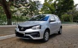 Toyota Etios 1.3  de garagem !!!