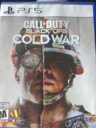 Jogo Call of  Duty Cold War Ps5