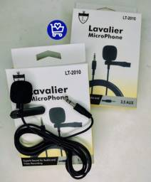 Microfone De Lapela / PORTÁTIL para uso Geral R$45,00(Entrega Gratis)