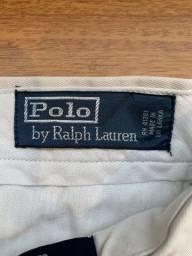 Calça sarja Polo Ralph Lauren