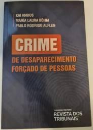 Título do anúncio: Crime De Desaparecimento Forçado De Pessoas
