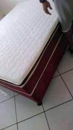 Grande feirão pra queimar estoque = cama casal acoplada Super luxo Mega maciez