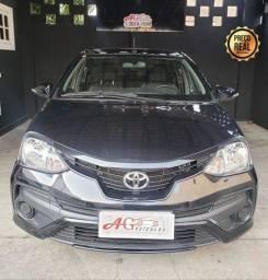Título do anúncio: Toyota ETIOS SD XPLUS