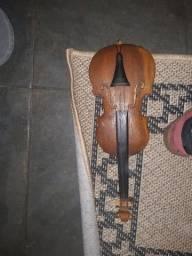Violino Artesanal para Enfeite