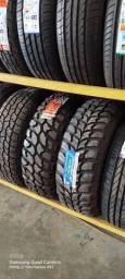 promoção pneus para camionete a partir de $580