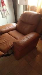 Poltrona / cadeira do papai reclinável