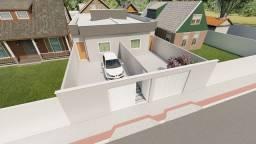 Título do anúncio: Linda casa 2 quartos quintal garagem Campinho da serra
