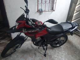 Vendo Moto 0KM XRE190 Vermelha /Preta 2021