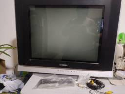 Título do anúncio: TELEVISOR + DVD - SEM O CONVERSOR