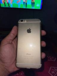 Título do anúncio: iPhone 6 Plus 128 GB