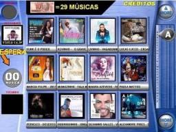 Programa Máquina De Músic Jukebox Musicbox 12 Capas Jukenew R$ 20,00