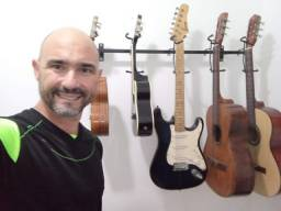 Título do anúncio: Cavaquinho, banjo e violão (Aulas)