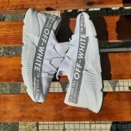Tênis Adidas Off White Branco