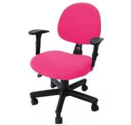 Capa para cadeira rosa