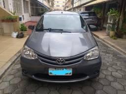 Etios sedan 1.5 2016 gnv 16m