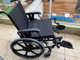 Cadeira de rodas para obesos