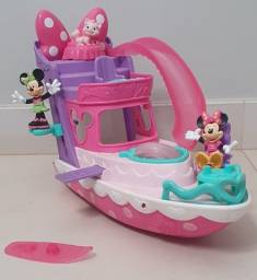 Barco da Minnie - Marca: Fisher-Price