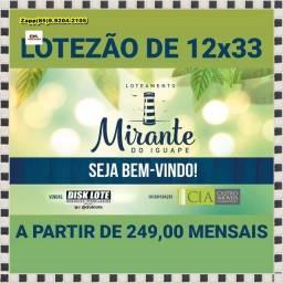 Título do anúncio: // Loteamento Mirante do Iguape \\