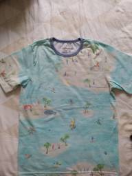 Vendo 3 camisas infantil