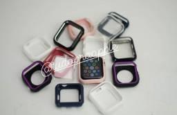 Cases pra Apple Watch - vários modelos a partir de R$25,00