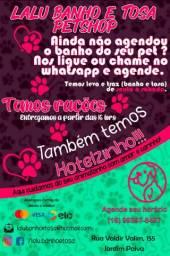 BANHO E TOSA E PETSHOP