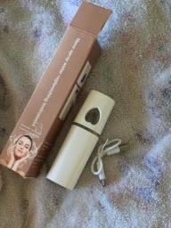 Ventilador e vaporizador para cílios
