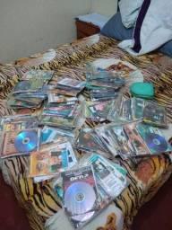 DVDs da feiras todos conservados