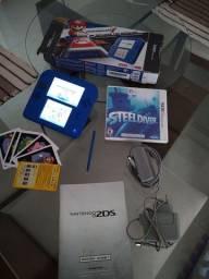 Nintendo 2DS Desbloqueado Completo