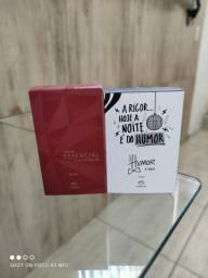 Essencial oud pimenta + Humor a rigor