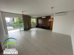 Condominio Authetic Manaus, 3 suítes, 140m², Av. Mário Ypiranga, Adrianópolis