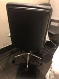 Cadeira couro Tokstok