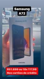 Título do anúncio: Samsung A72
