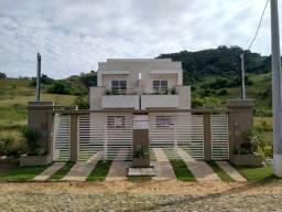 1 Casa Geminada Nova c/ Garagem, Três Rios - RJ